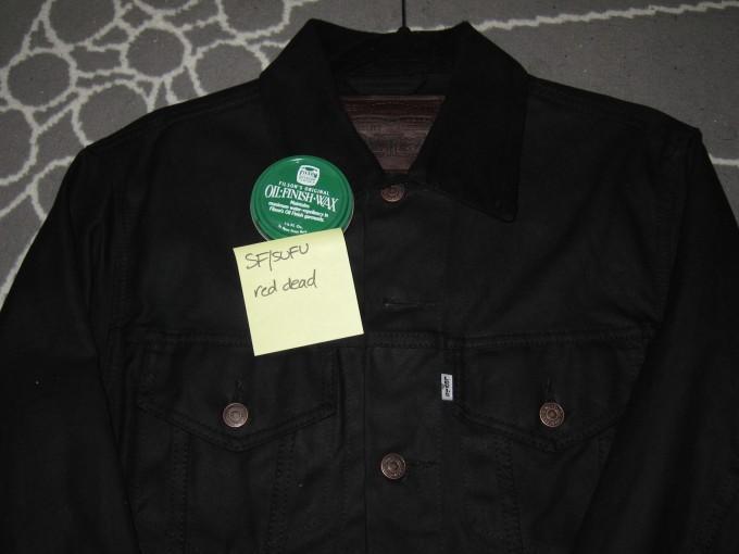 Waxed Trucker Jacket | Best Waxed Jackets | Waxed Duck Canvas