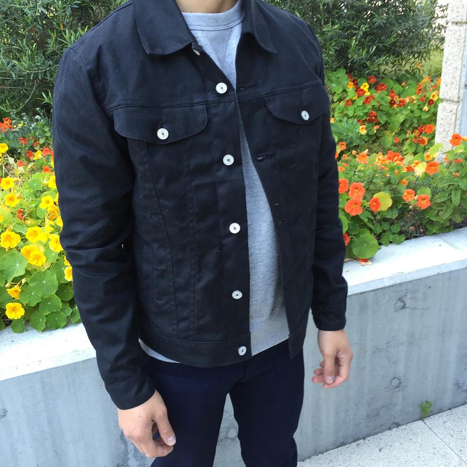Waxed Trucker Jacket | Mens Canvas Jackets | Waxed Canvas Pants