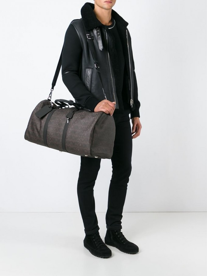Weekender Bag For Men | Carry On Duffel Bag With Wheels | Duffle Bag For Women