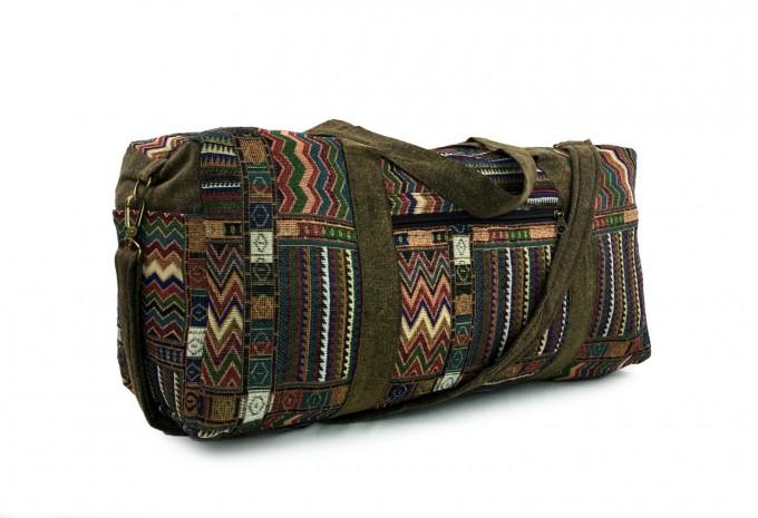 Weekender Bag For Men | Duffle Bag For Men | Wheeled Duffel Bag