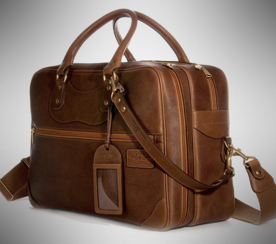 Weekender Bag for Men | Leather Duffle Bag Sale | Weekender Bag for Men