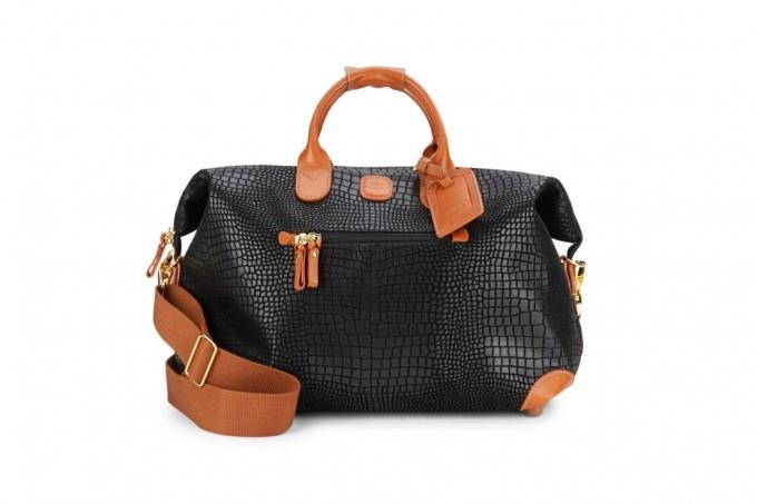 Weekender Bag For Men | Mens Leather Duffel Bag | Duffle Bags For Women