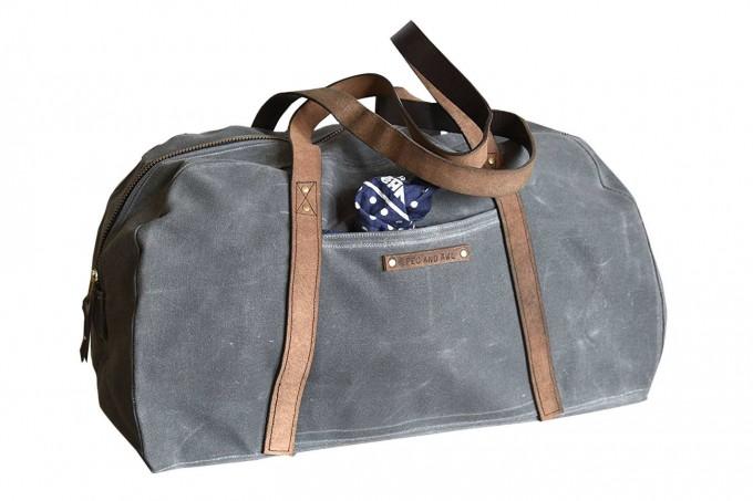 Weekender Bag For Men | Womens Duffle Bag | Duffle Bag For Men