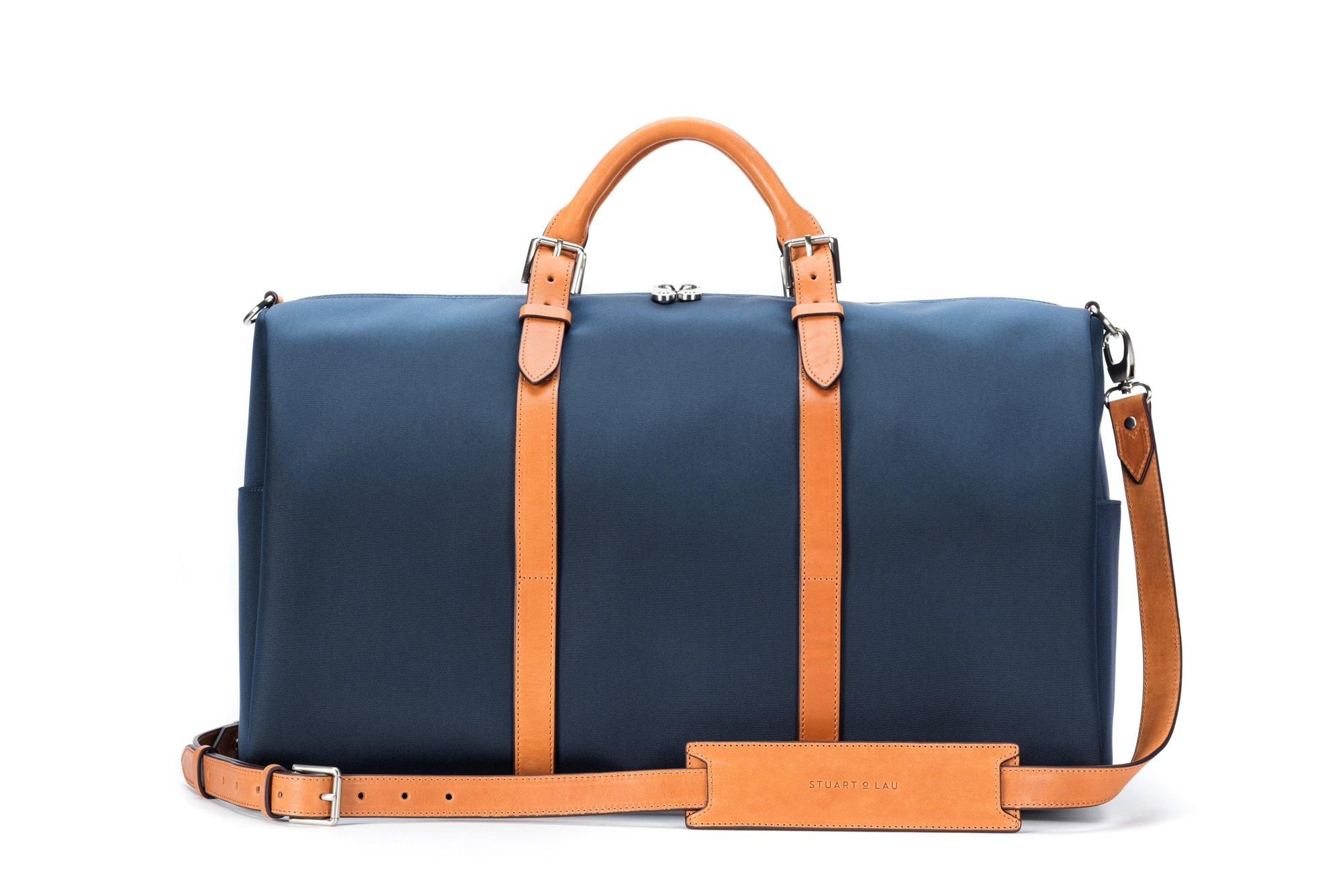 Weekender Bag for Men | Womens Overnight Travel Bag | Medium Duffle Bag