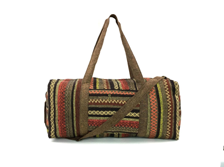Weekender Bag for Men | Womens Weekender | Leather Duffel Bag