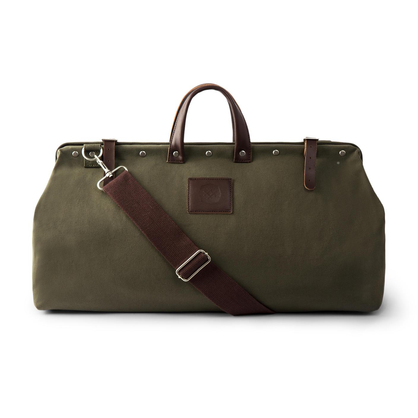 Weekender Bag with Shoe Compartment | Weekender Bag for Men | Duffle Bag for Men