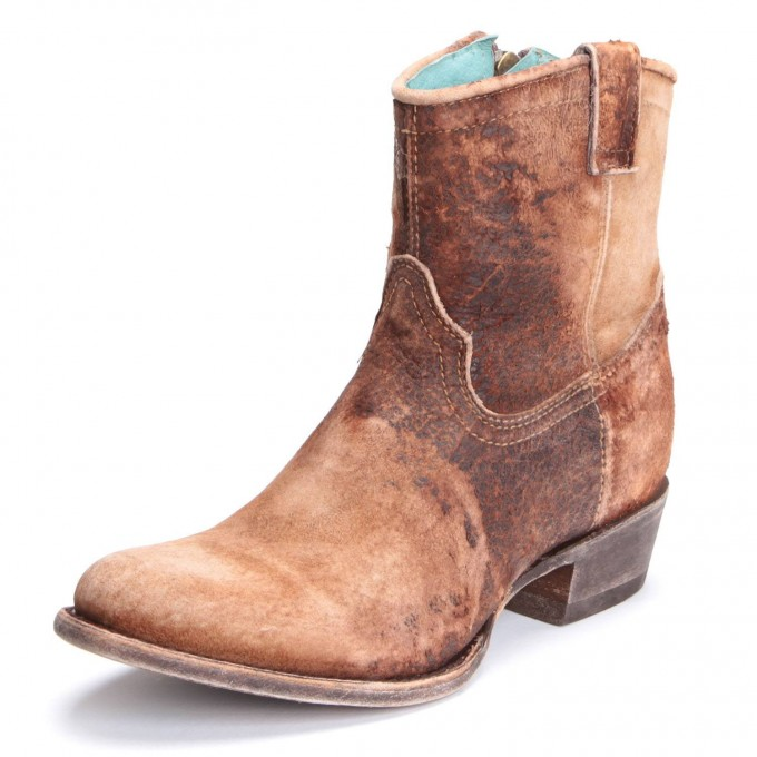 Western Ankle Boots For Men | Western Ankle Boots | Womens Square Toe Cowboy Boots