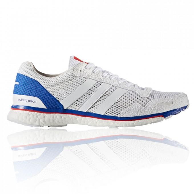 White Adizero | Adidas Adios | Adizero Running Shoe