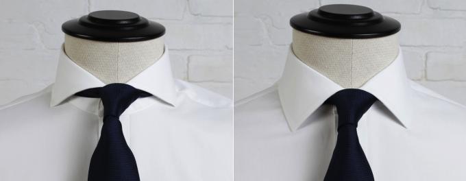Windsor Spread Collar Dress Shirt | Cutaway Collar | Mens Collared Shirts