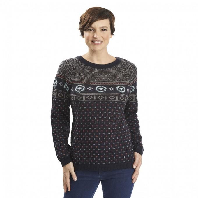 Womens Fair Isle Cardigan | Fair Isle Sweater | Nordic Sweater Women