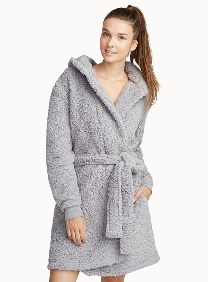 Womens Fleece Robes | Plush Bathrobes | Lightweight Robe Womens