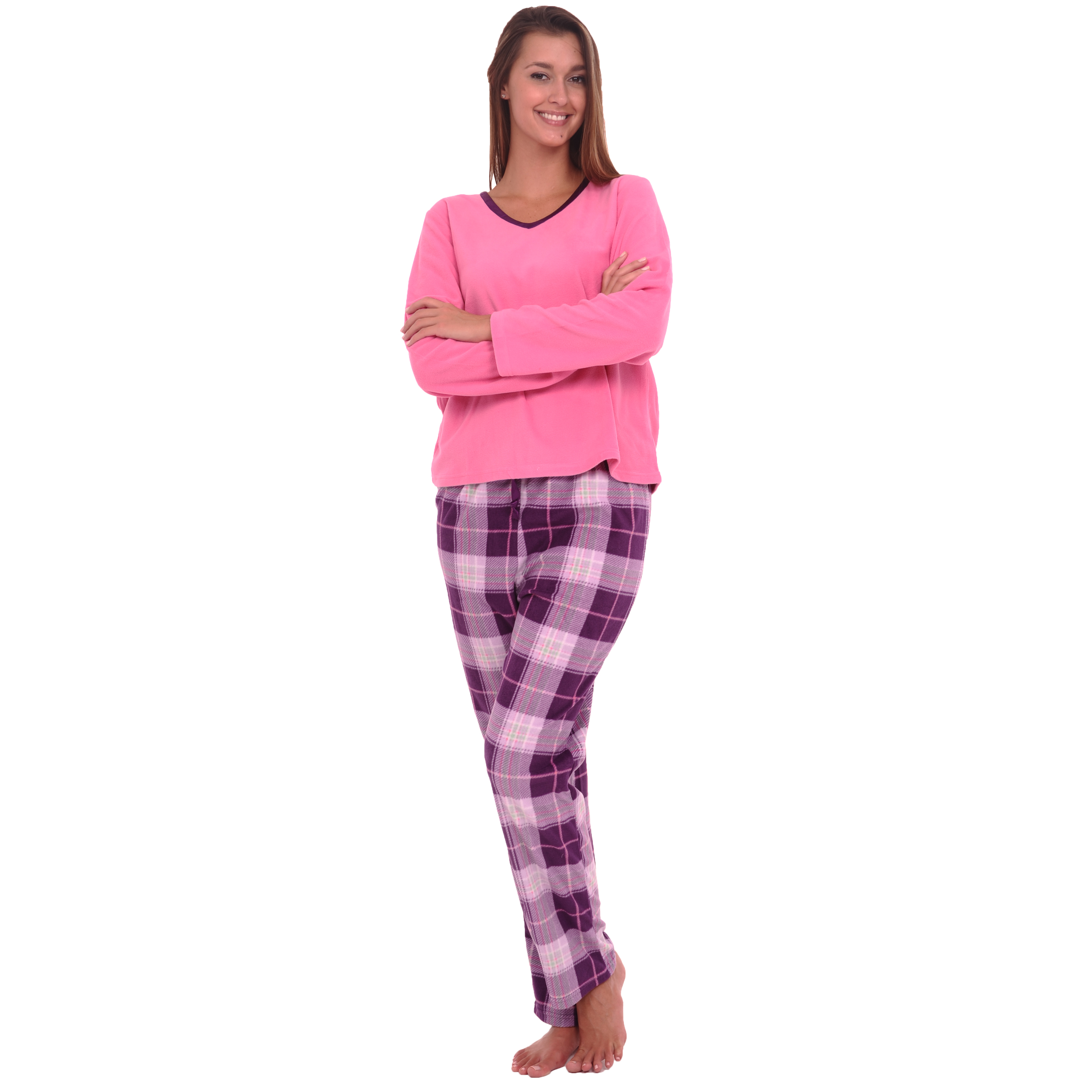 Womens Footed Pjs | Womens Pjs | Owl Pajamas