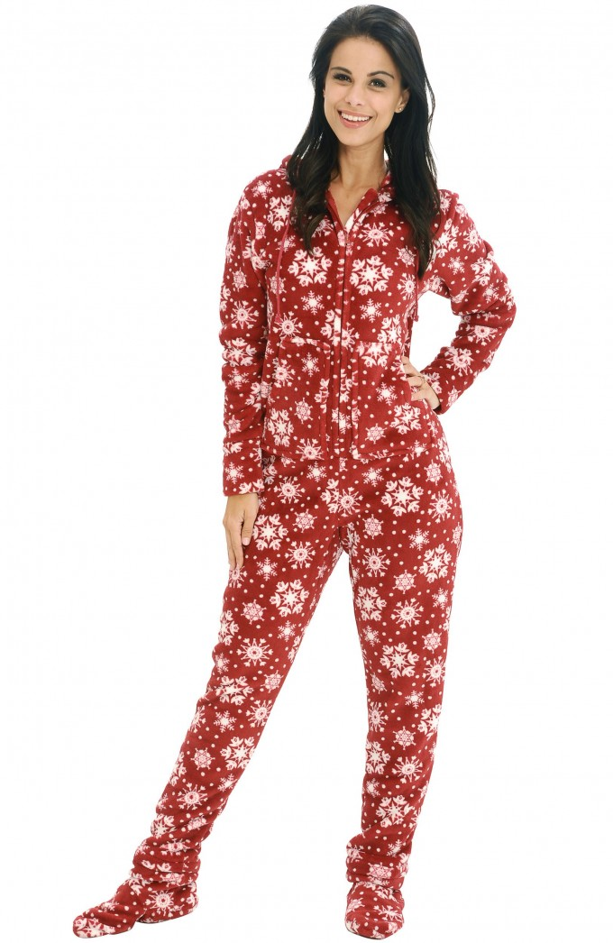 Womens Pjs | Plaid Onesie For Adults | Nordstrom Rack Eugene