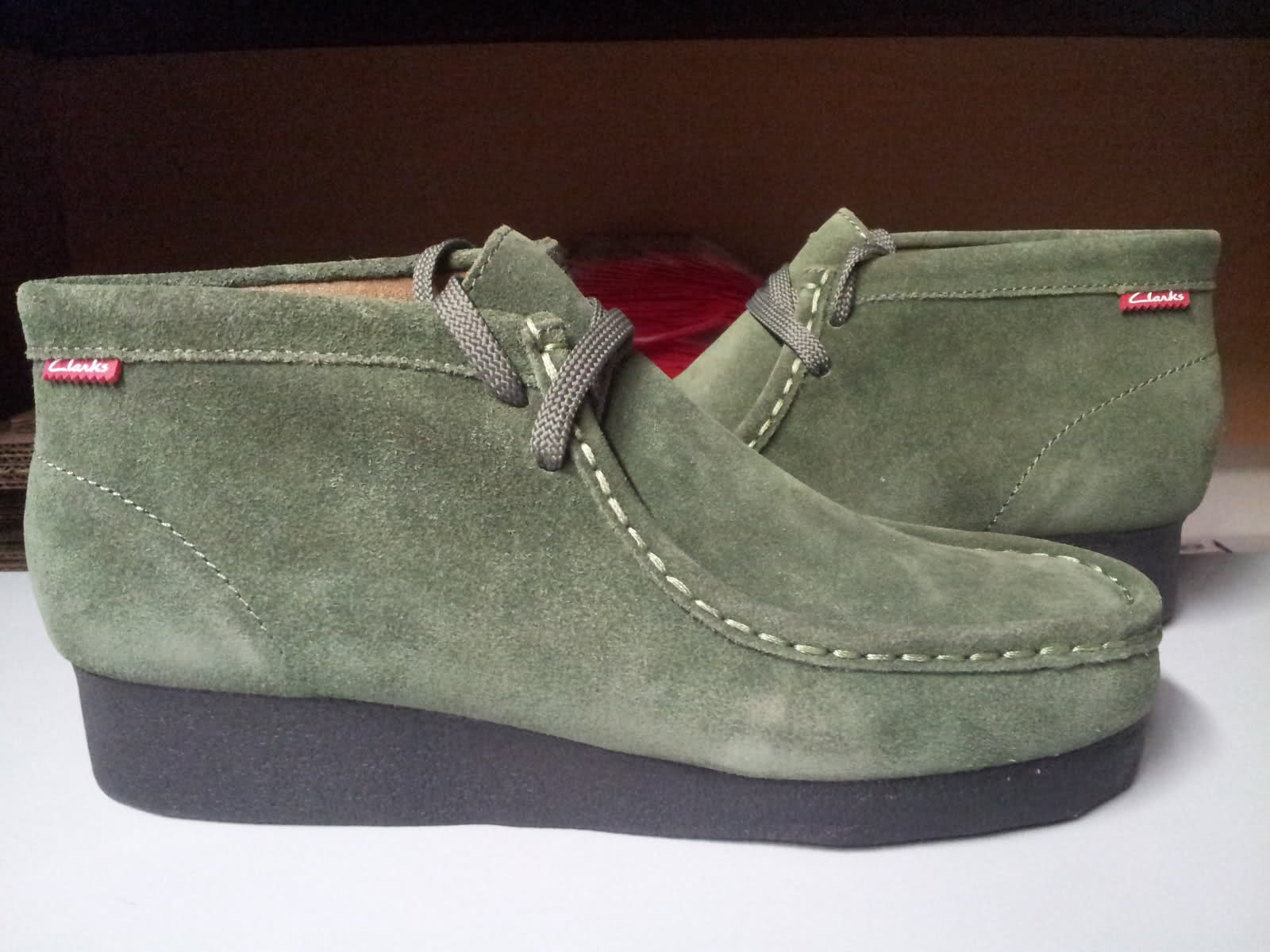 Womens Wallabees | Wallabee Shoes Womens | Womens Clarks Wallabee
