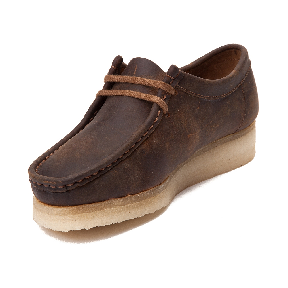 Womens Wallabees | Wallabees Womens Shoes | Blue Clarks Wallabees