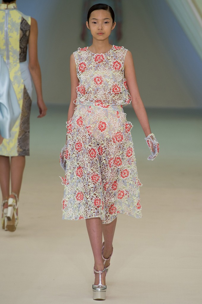 Wondrous Erdem Evening Gown | Lovely Erdem Dress
