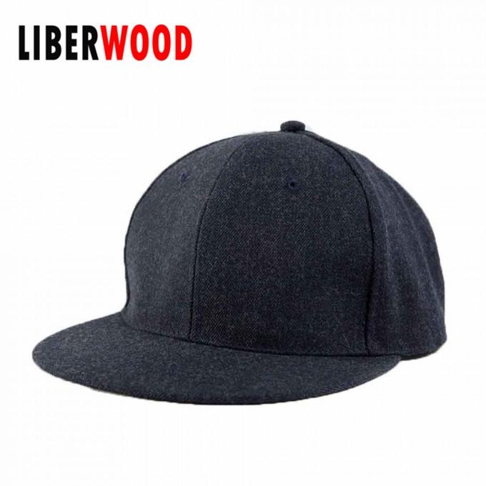 Wool Baseball Cap | Cap Leather Strap | New Era Wool Cap
