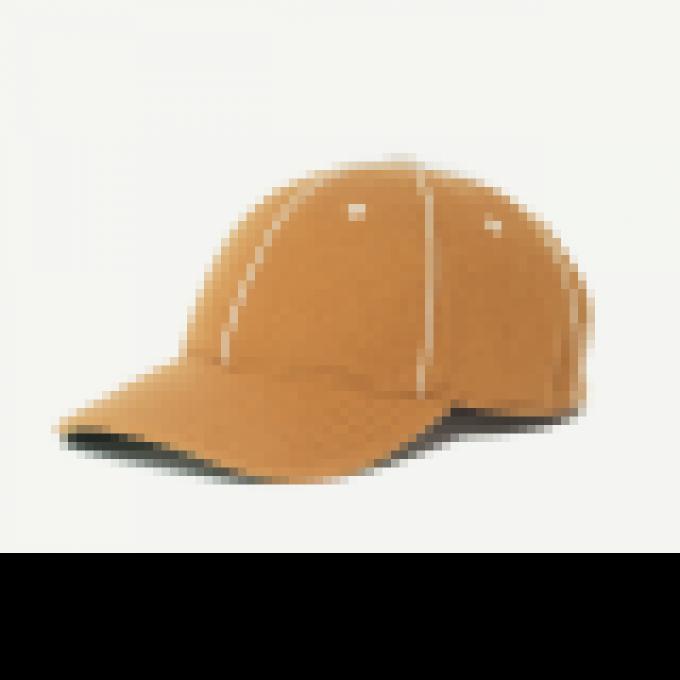 Wool Baseball Cap | Mens Adjustable Hats | Cap Leather Strap