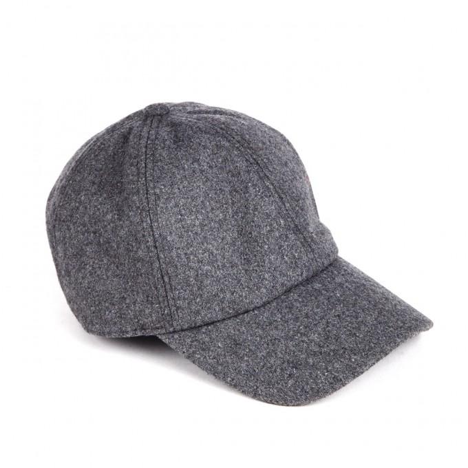 Wool Baseball Cap | Mens Adjustable Hats | Plain White Baseball Cap