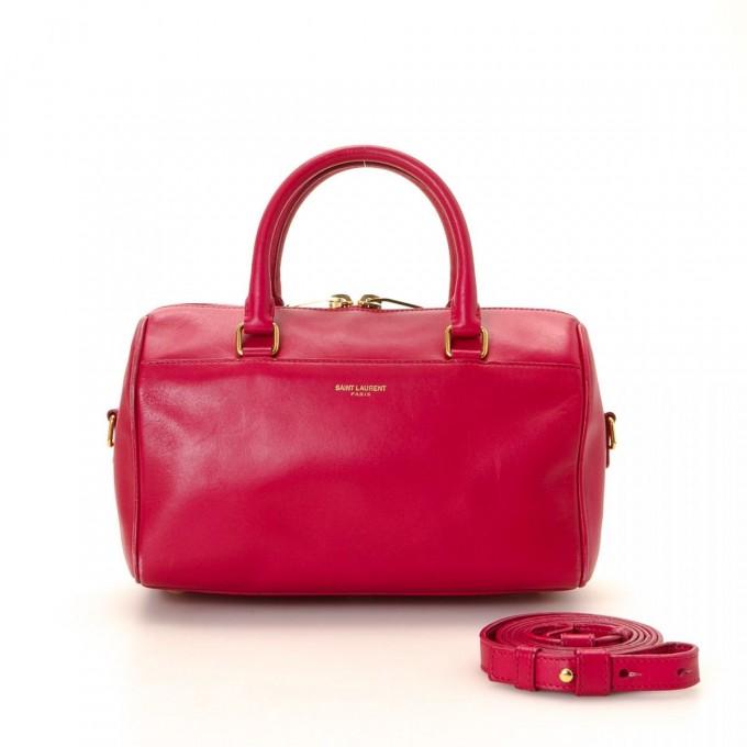 Yves Saint Laurent Handbags | Sac De Jour Nano | Saint Laurent Wallet Mens
