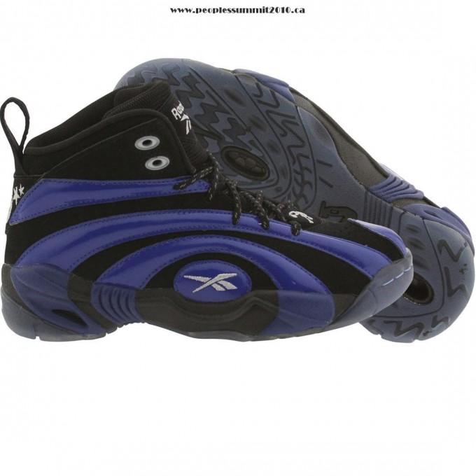 Zebra Reebok Shoes | Shaqnosis Barracks | Shaqnosis Og