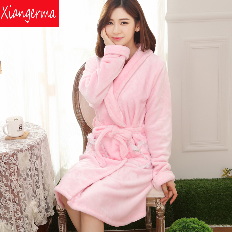 Zip Front Robes | Flannel Robe Womens | Plush Bathrobes