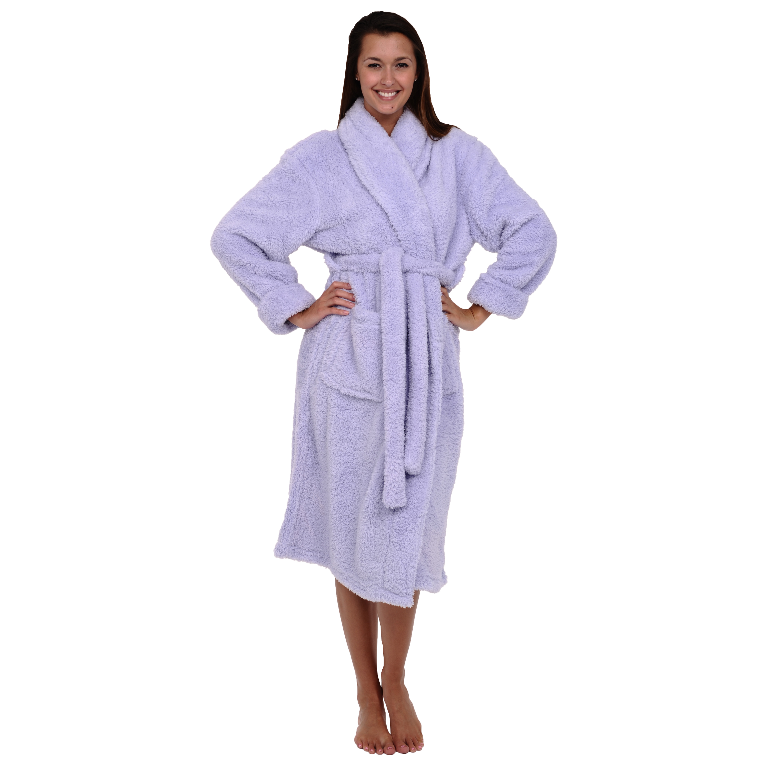 Zip Front Robes | Leopard Robe | Plush Bathrobes