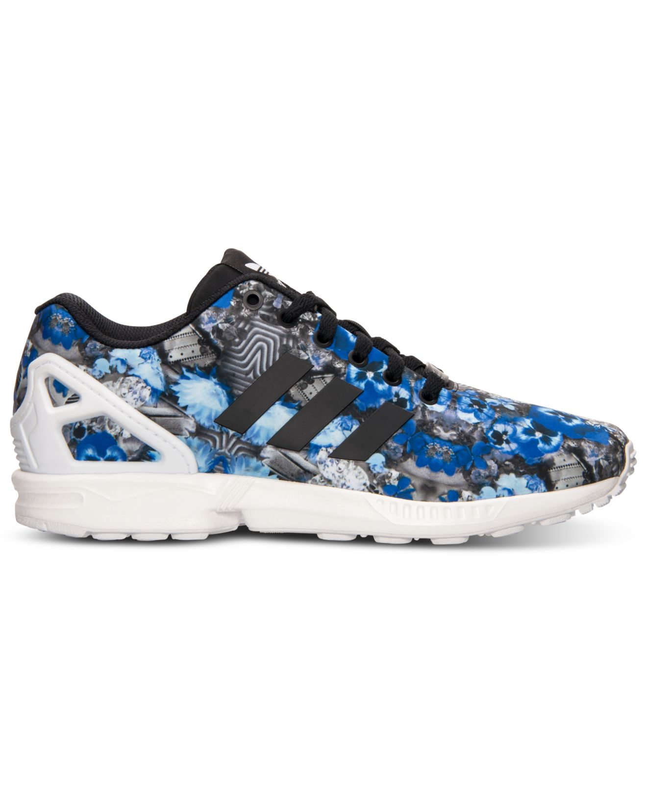 Zx Flux All Black | Zx Flux Floral | Zx Flux Weave