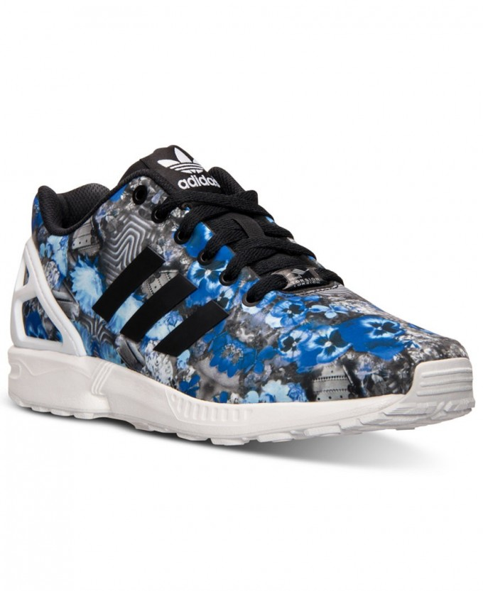 Zx Flux All Red | Zx Flux Shoes Adidas | Zx Flux Floral
