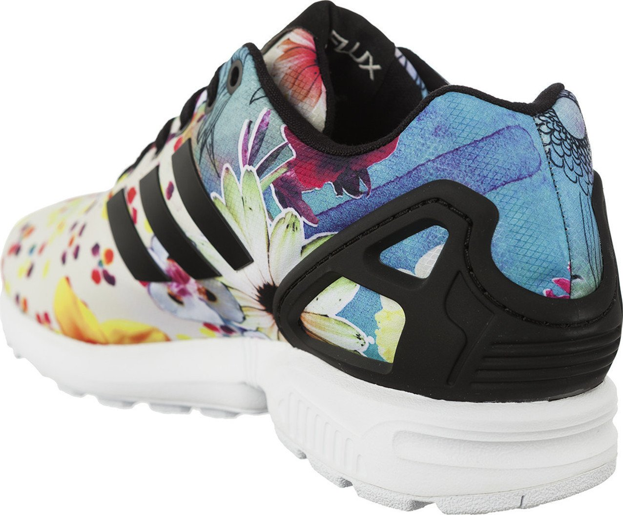 Zx Flux Floral | Adidas Zx Flux Champs | Red Zx Flux