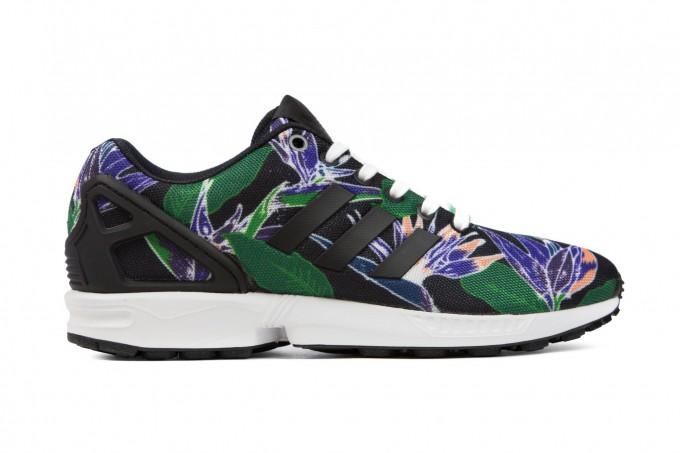 Zx Flux Floral | Ocean Zx Flux | Adidas Torsion Zx Flux